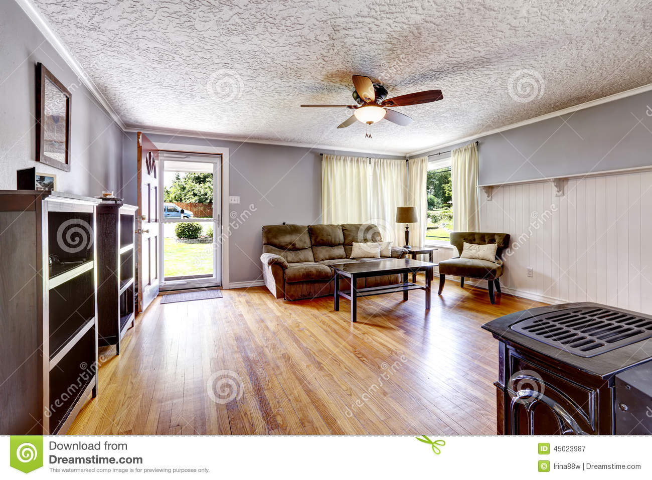 living room ideas for older homes living room interior in house stock image image 24686