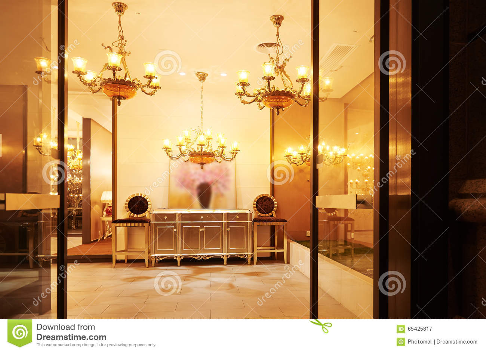 Living room led home lighting
