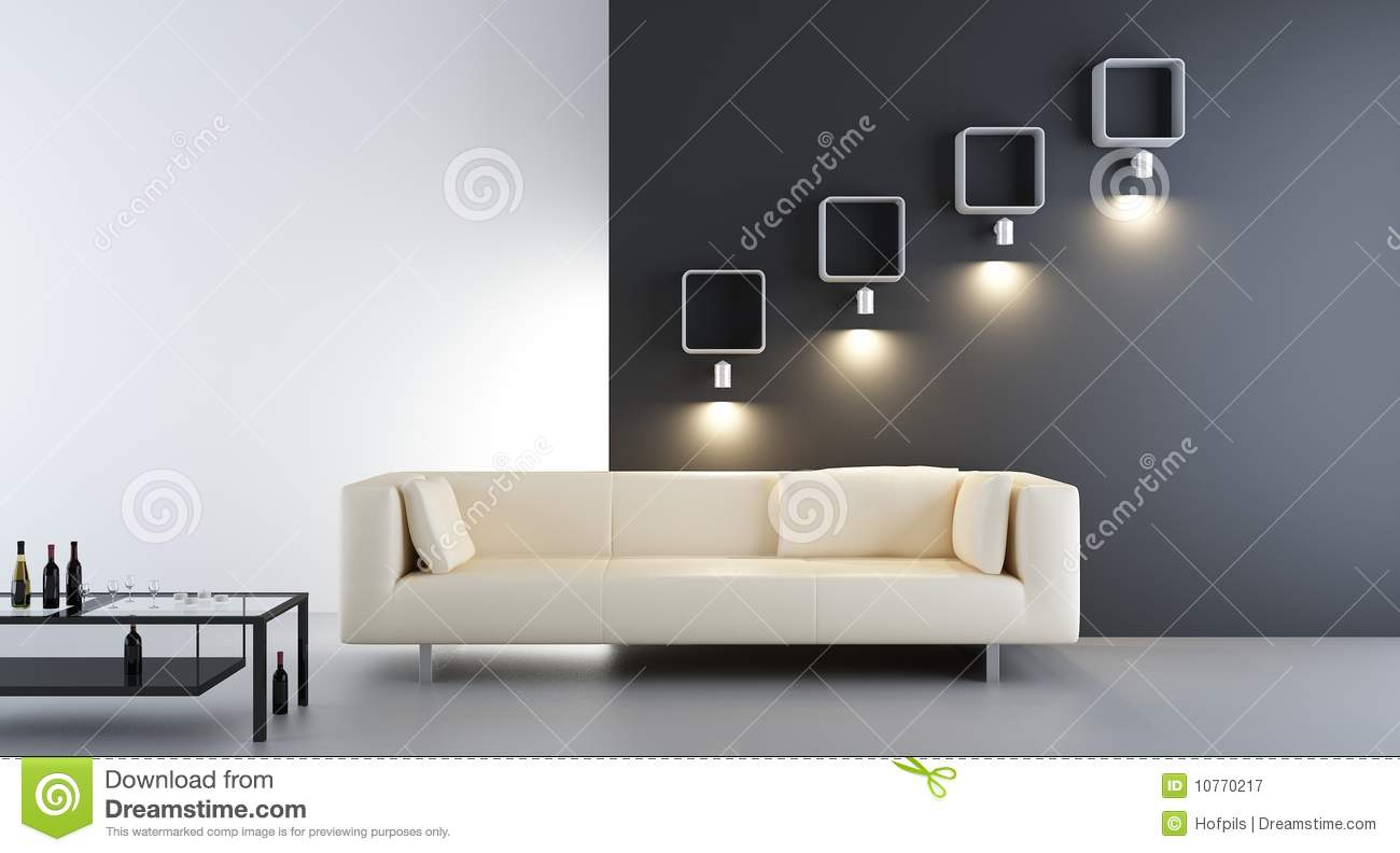 living room setting royalty free stock photography image