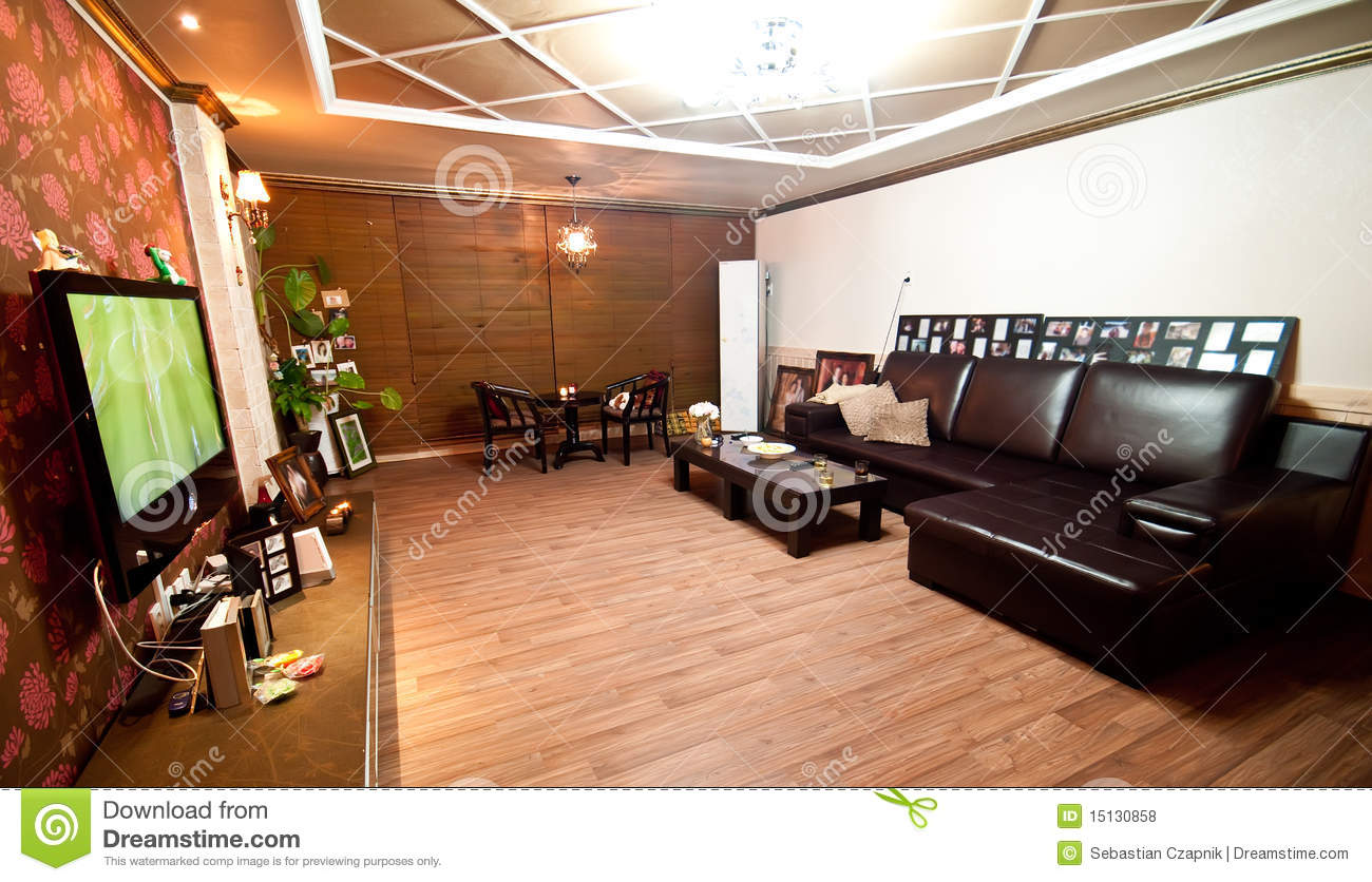Living Room In South Korea Stock Photo Image Of Asian