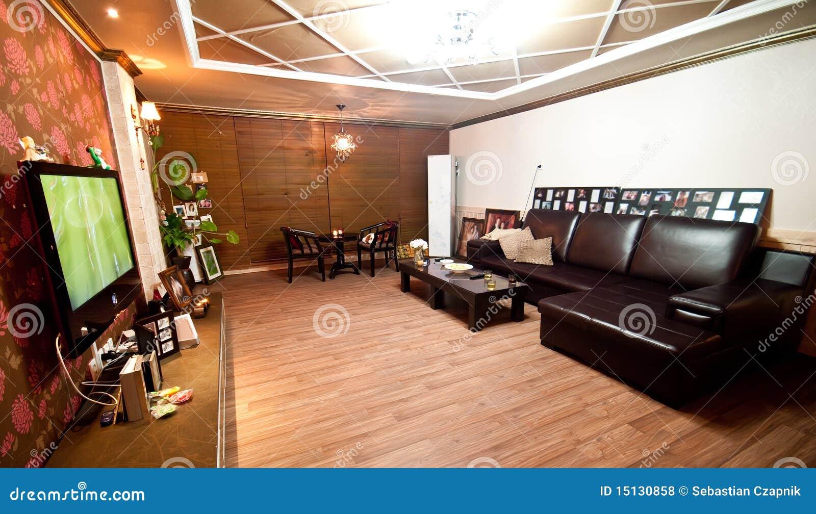 Living room in south korea royalty free stock photos for Modern korean living room