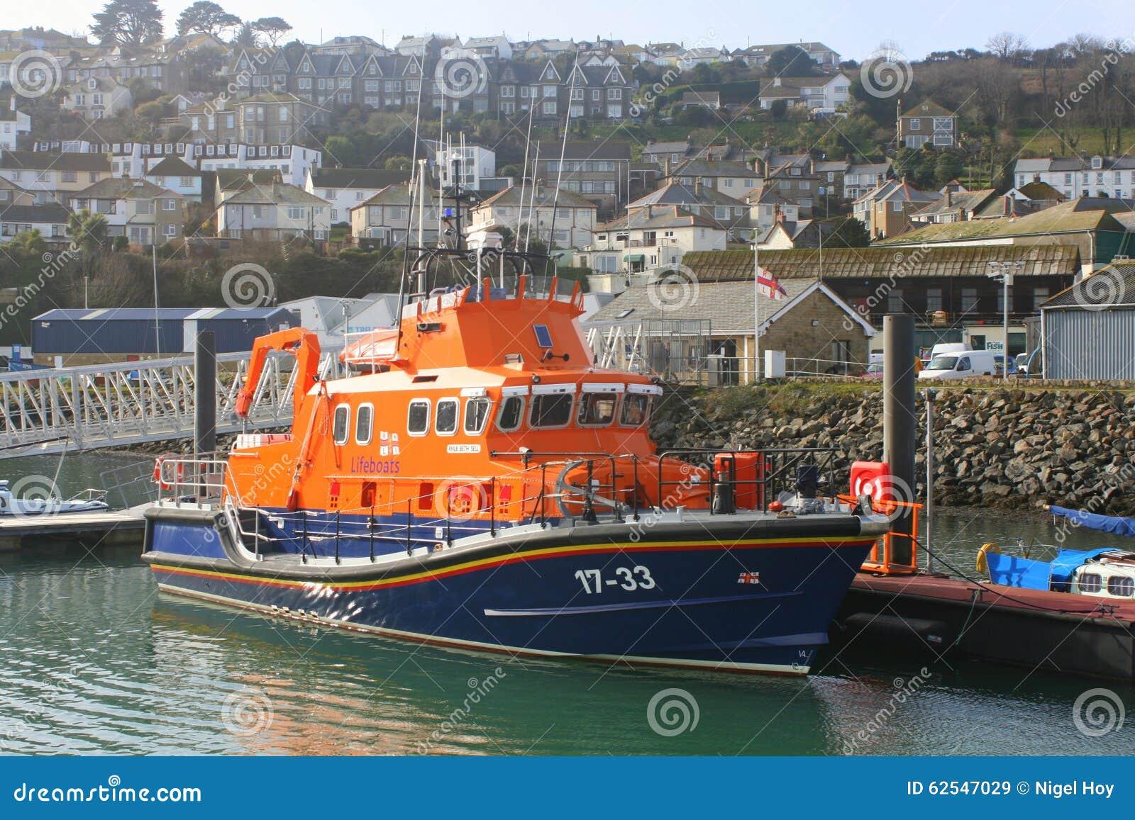 Livräddningsbåt Beth Sell