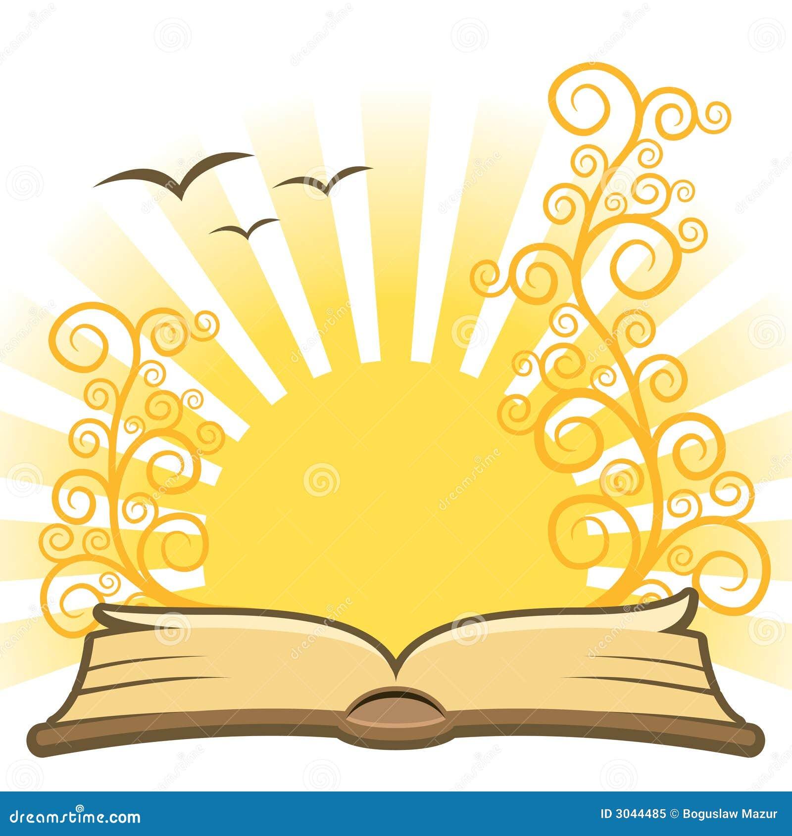 Livre Illustration De Vecteur Illustration Du Apprendre