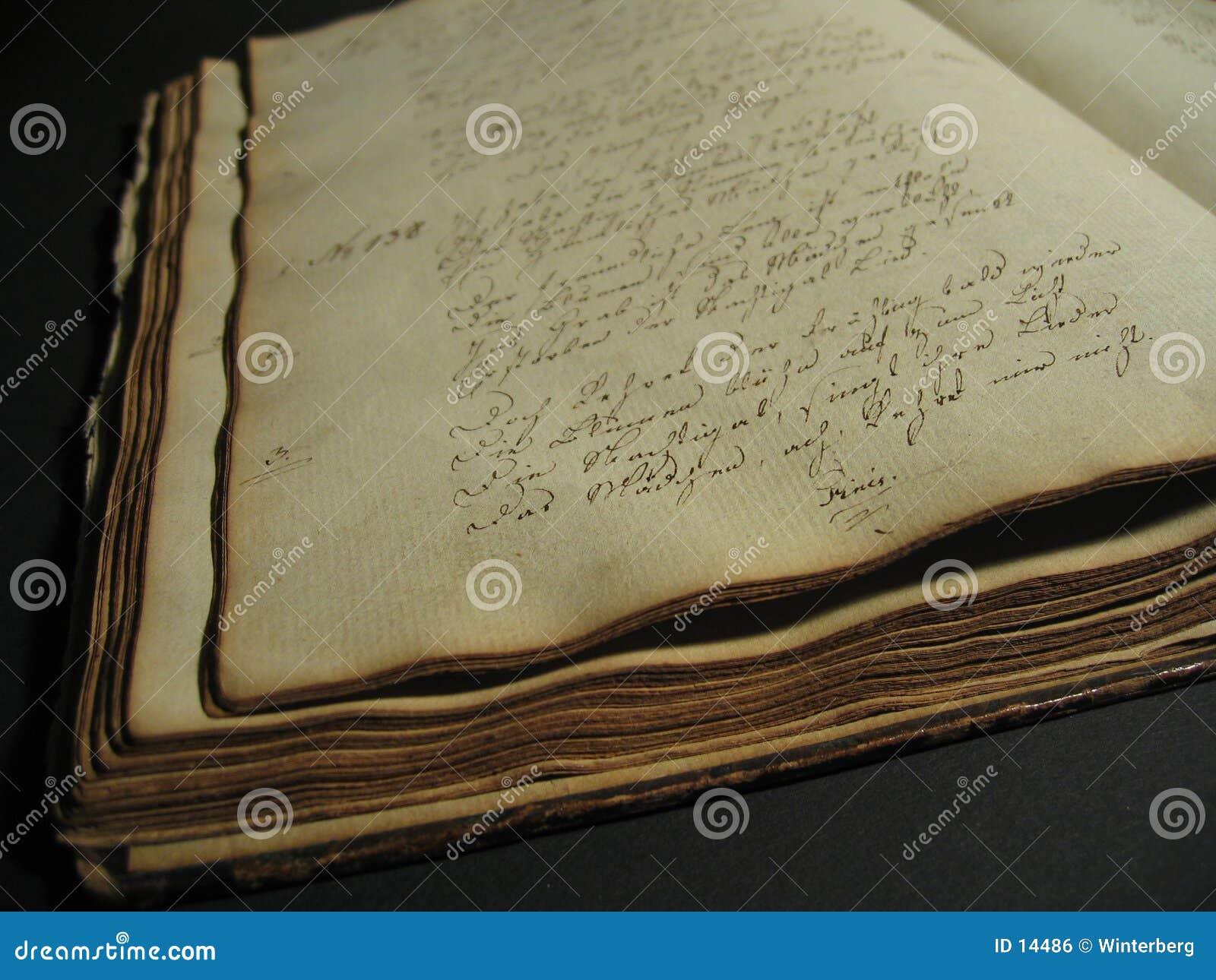 Livre antique I