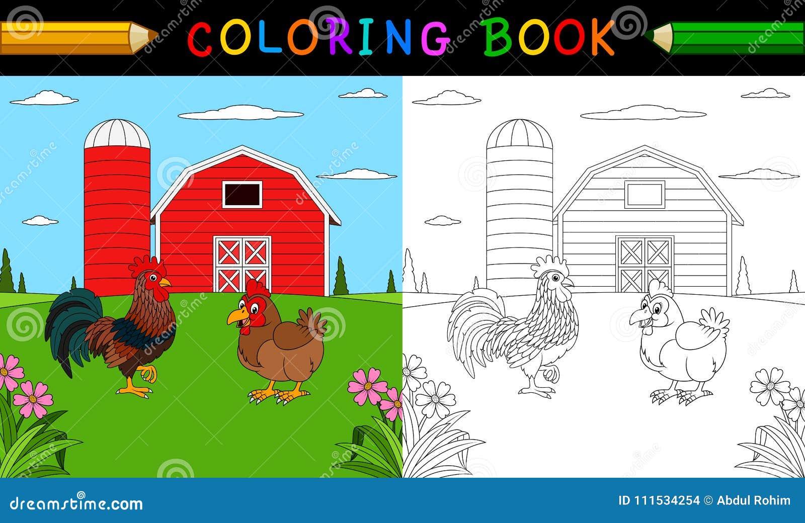 le grand livre de coloriage des coqs noir adolescent baise tubes