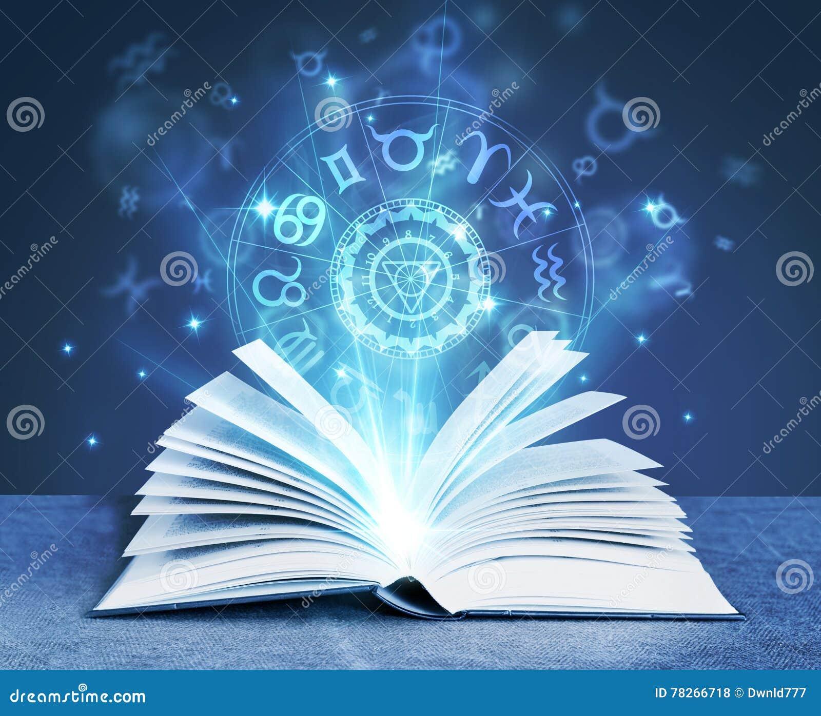 Livre de magie d astrologie