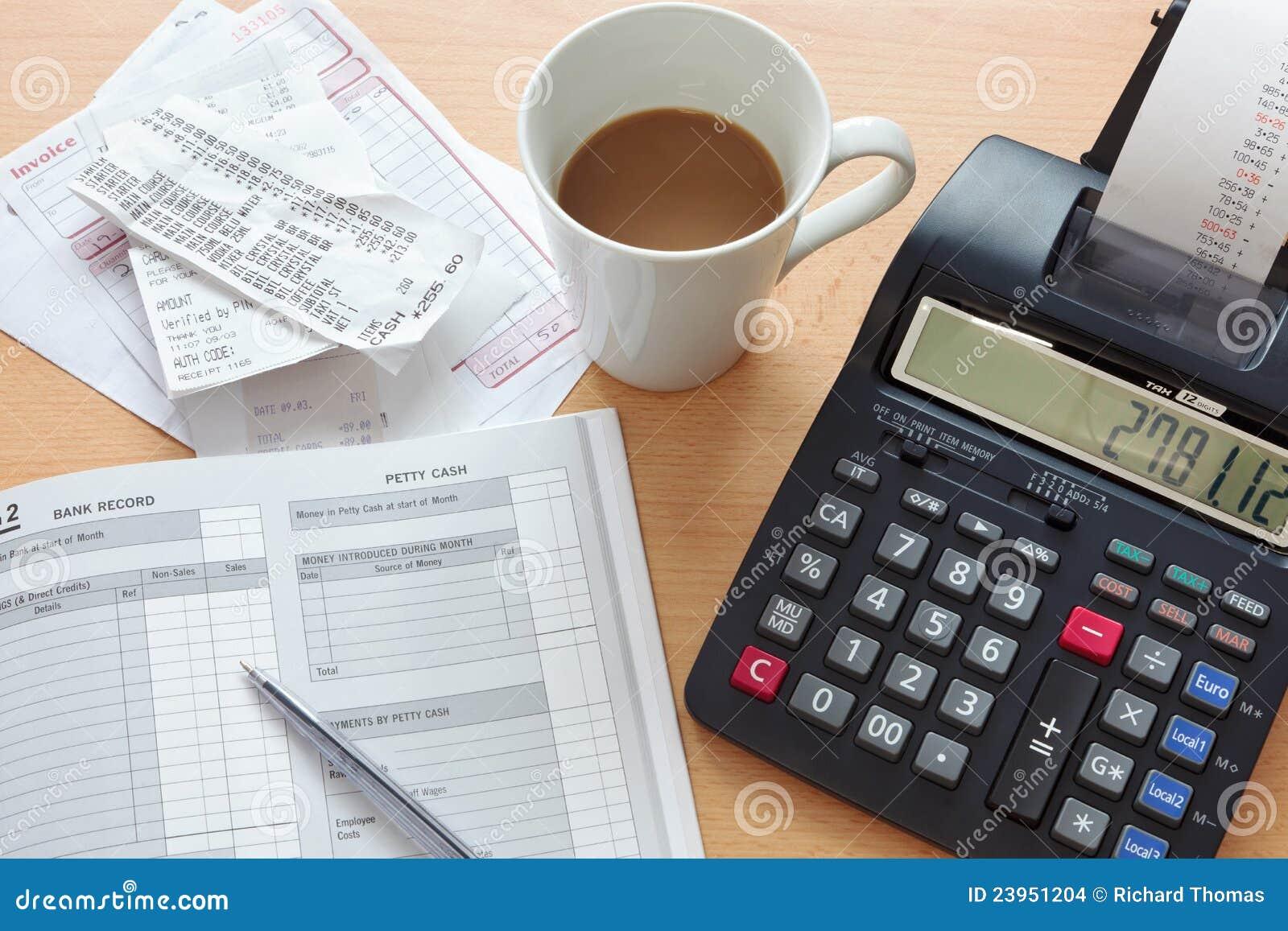 Livre des ventes de comptabilité