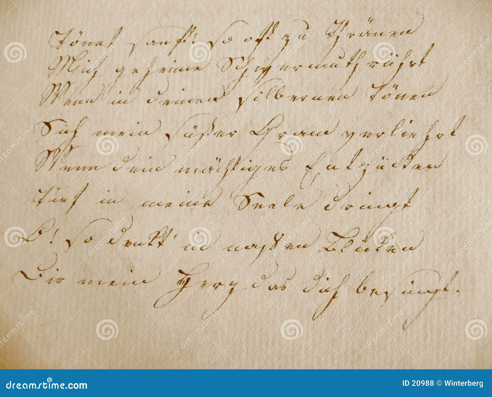 Livre manuscrit I