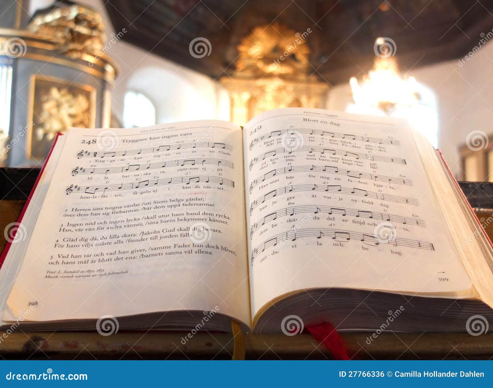 Livre suédois de psaumes