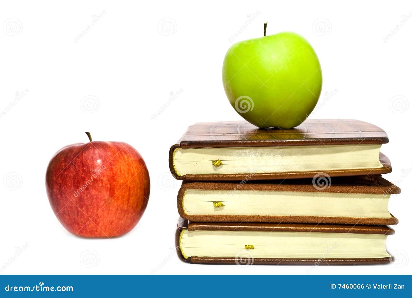 Livres deux de pommes