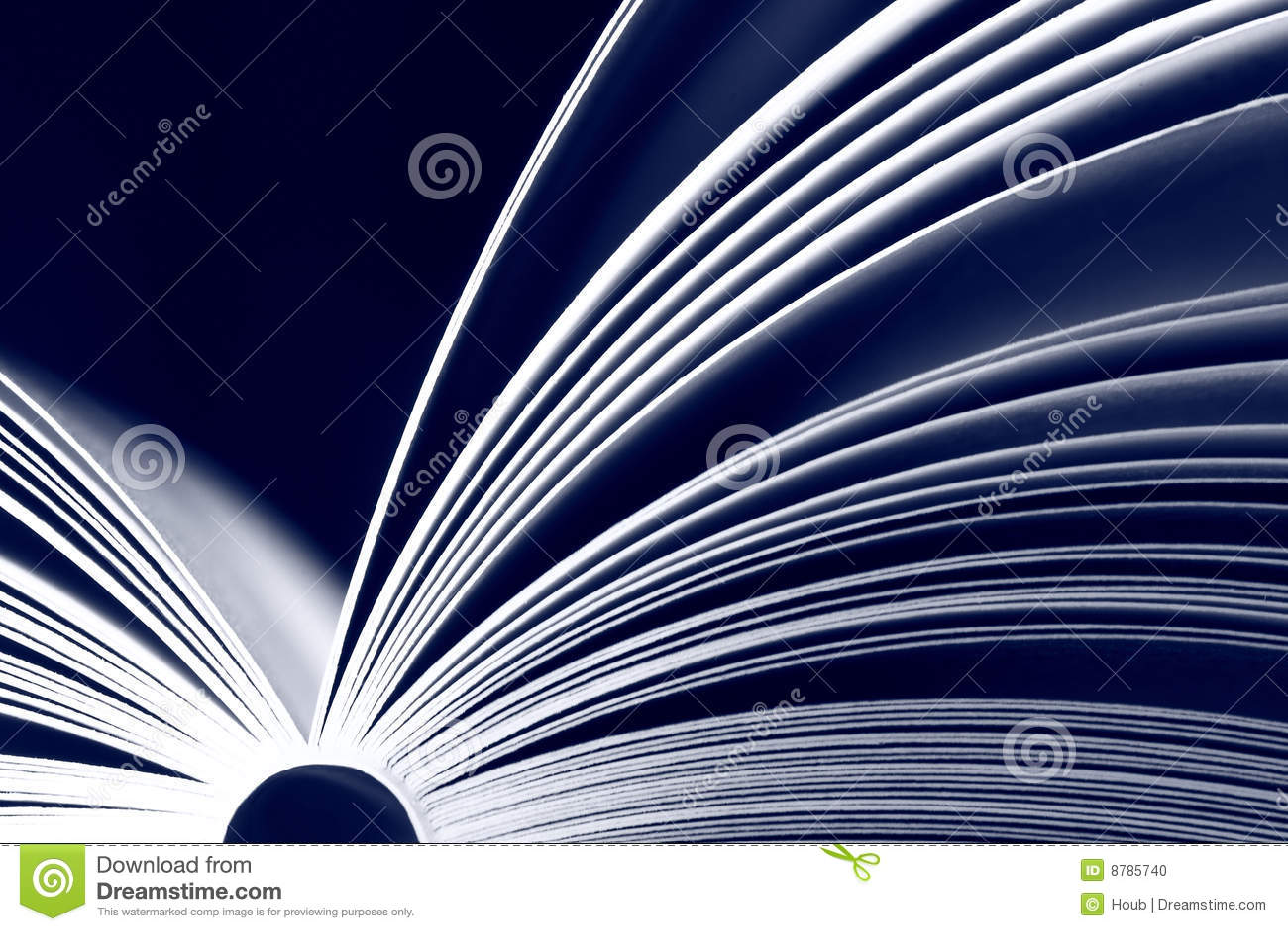 livro aberto no fundo preto foto de stock   imagem 8785740