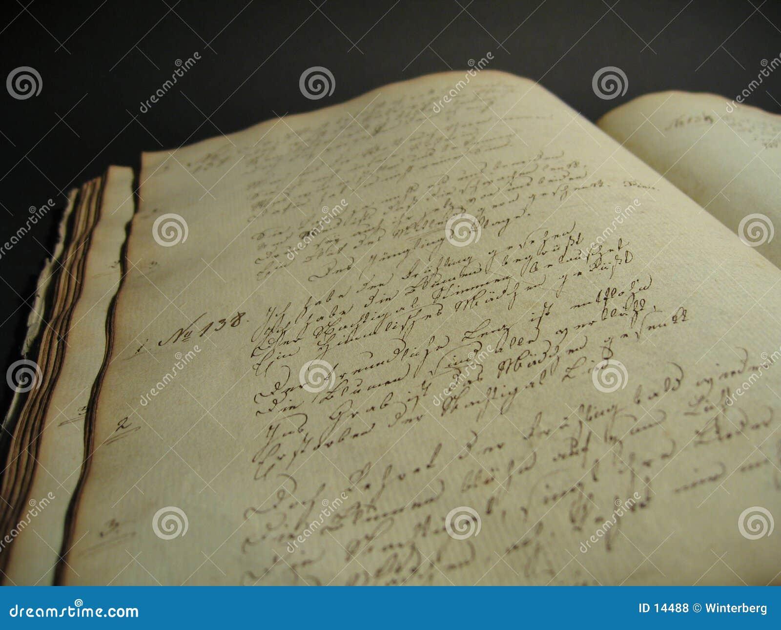 Livro antigo II