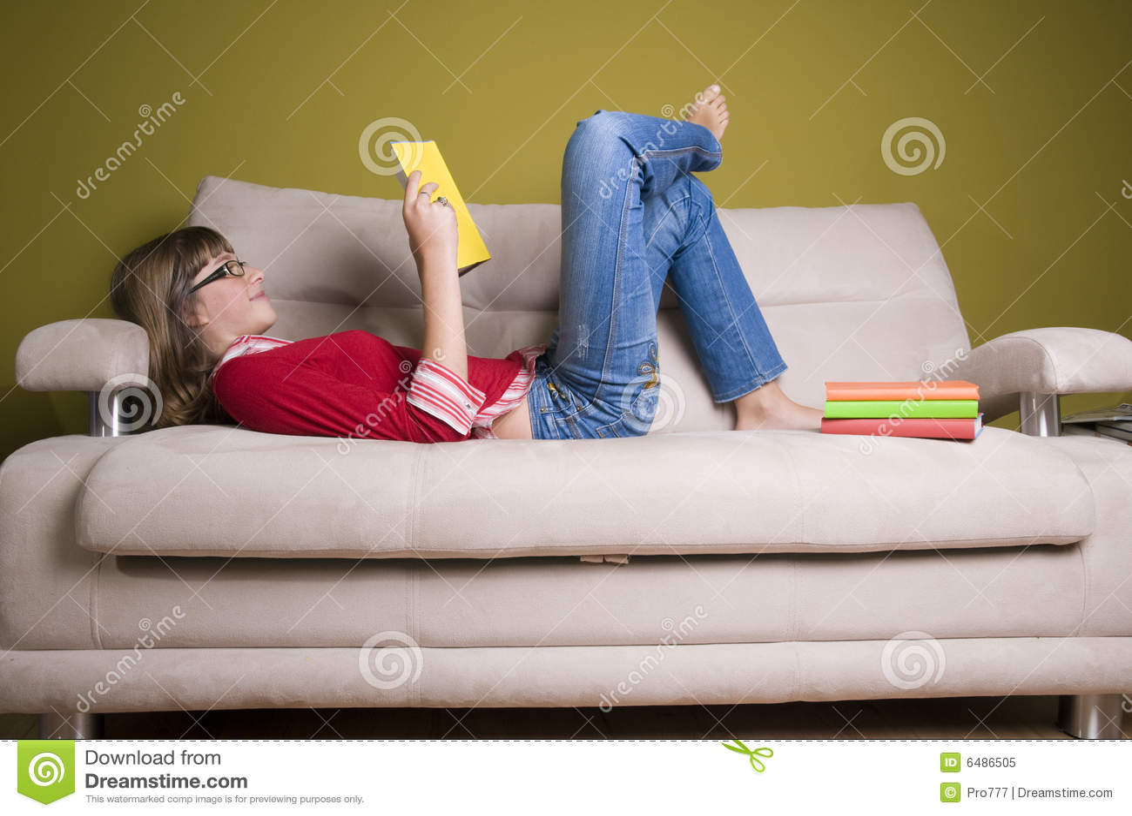 Livro de leitura do adolescente