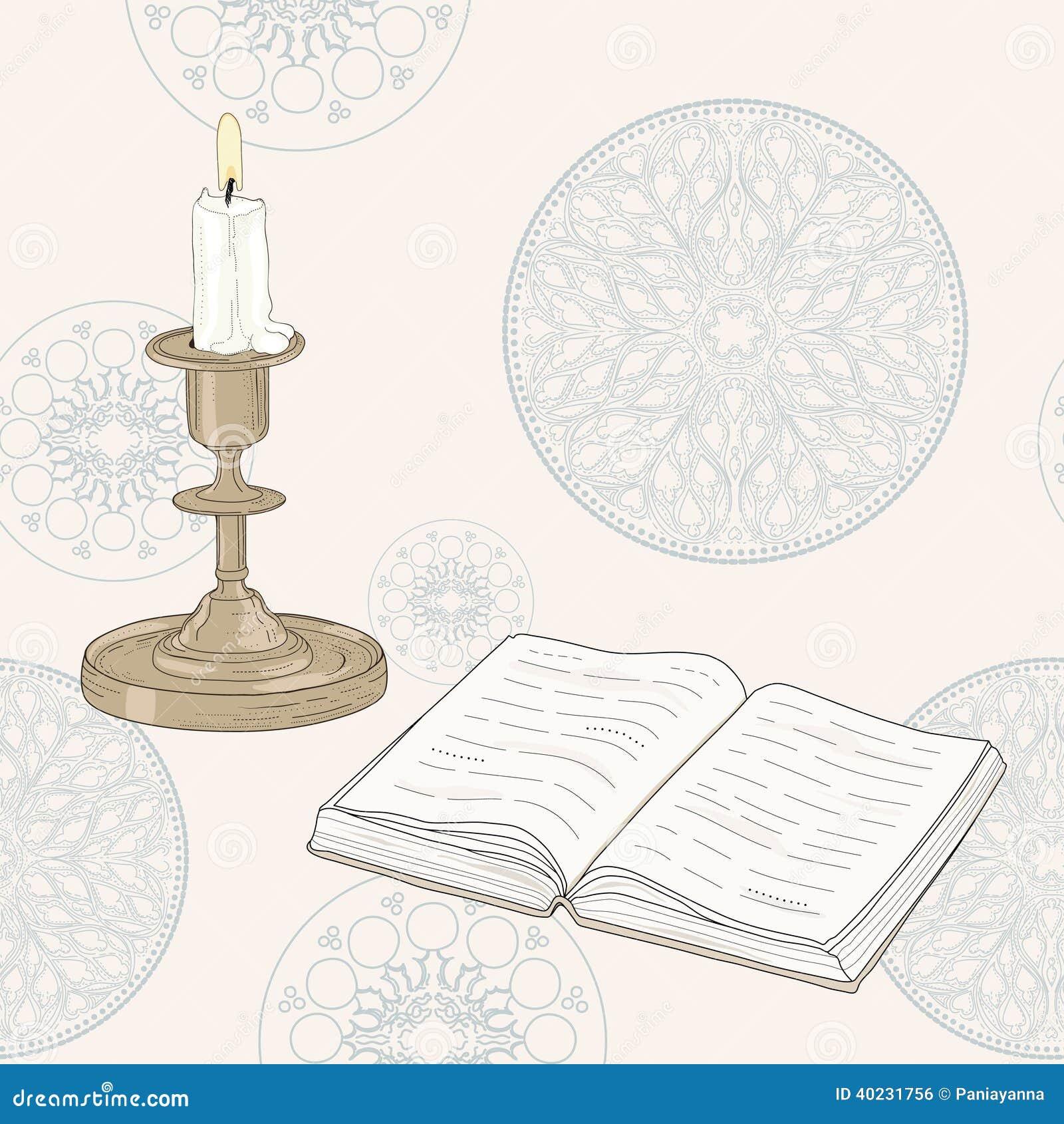 Livro e vela