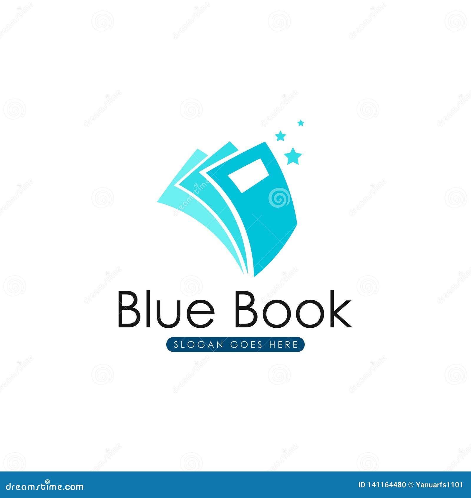Livro Logo Template Livro Logo Vetora