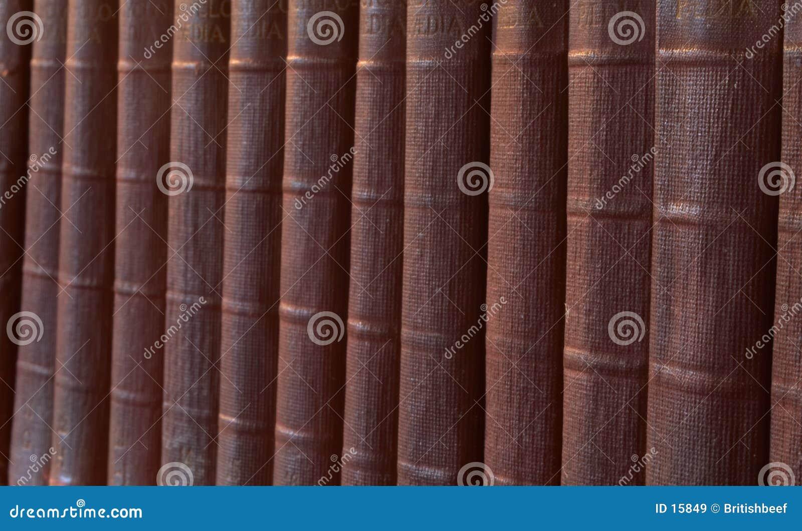 Livros muito velhos