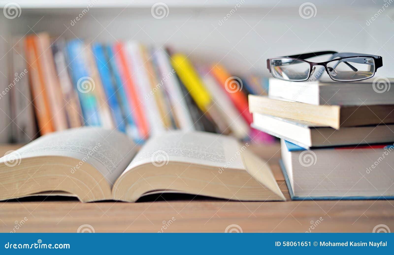 Livros na tabela