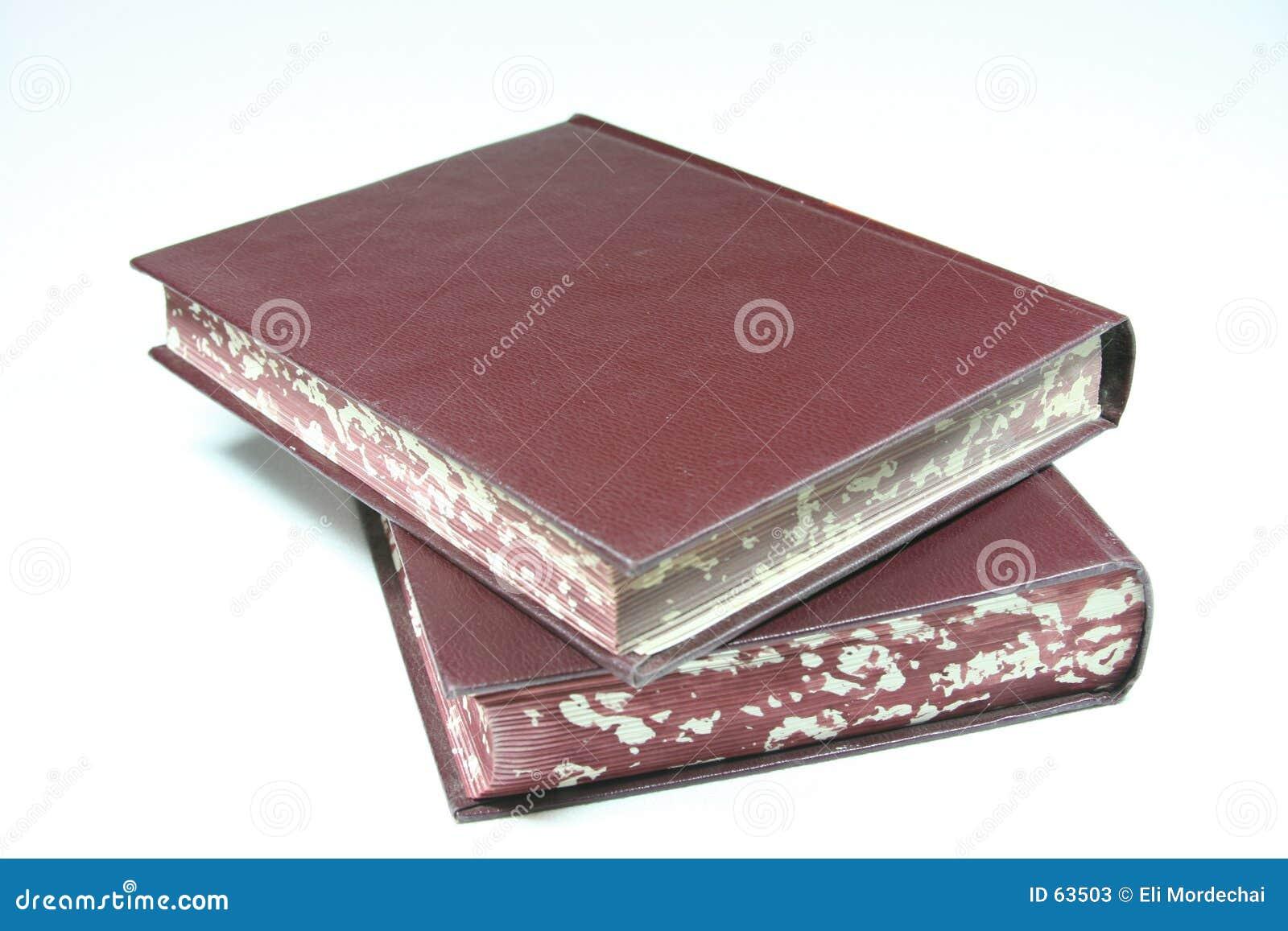 Livros velhos de Ducty