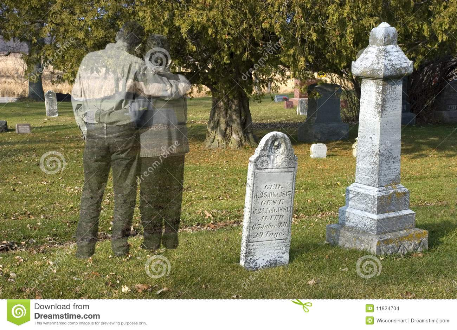 Livstid, förälskelse efter död, sorg, förlust eller Halloween