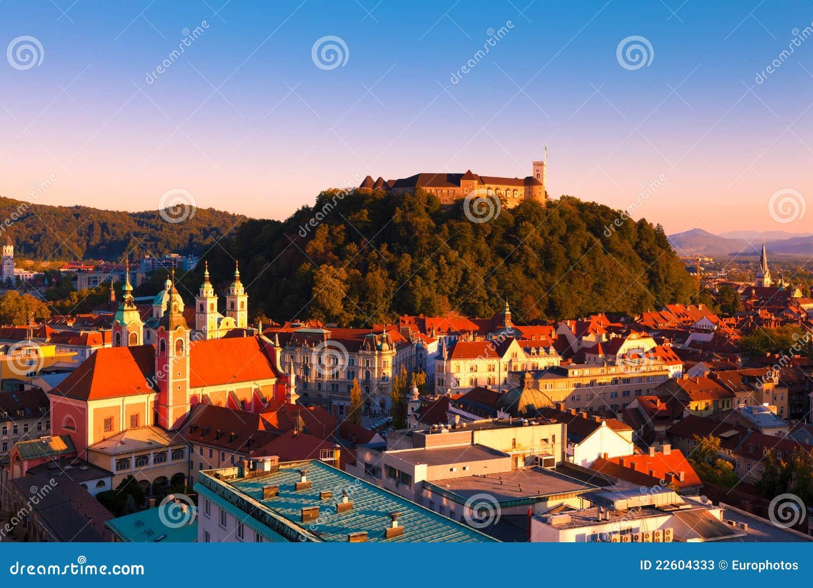 Ljubljana, Slovénie