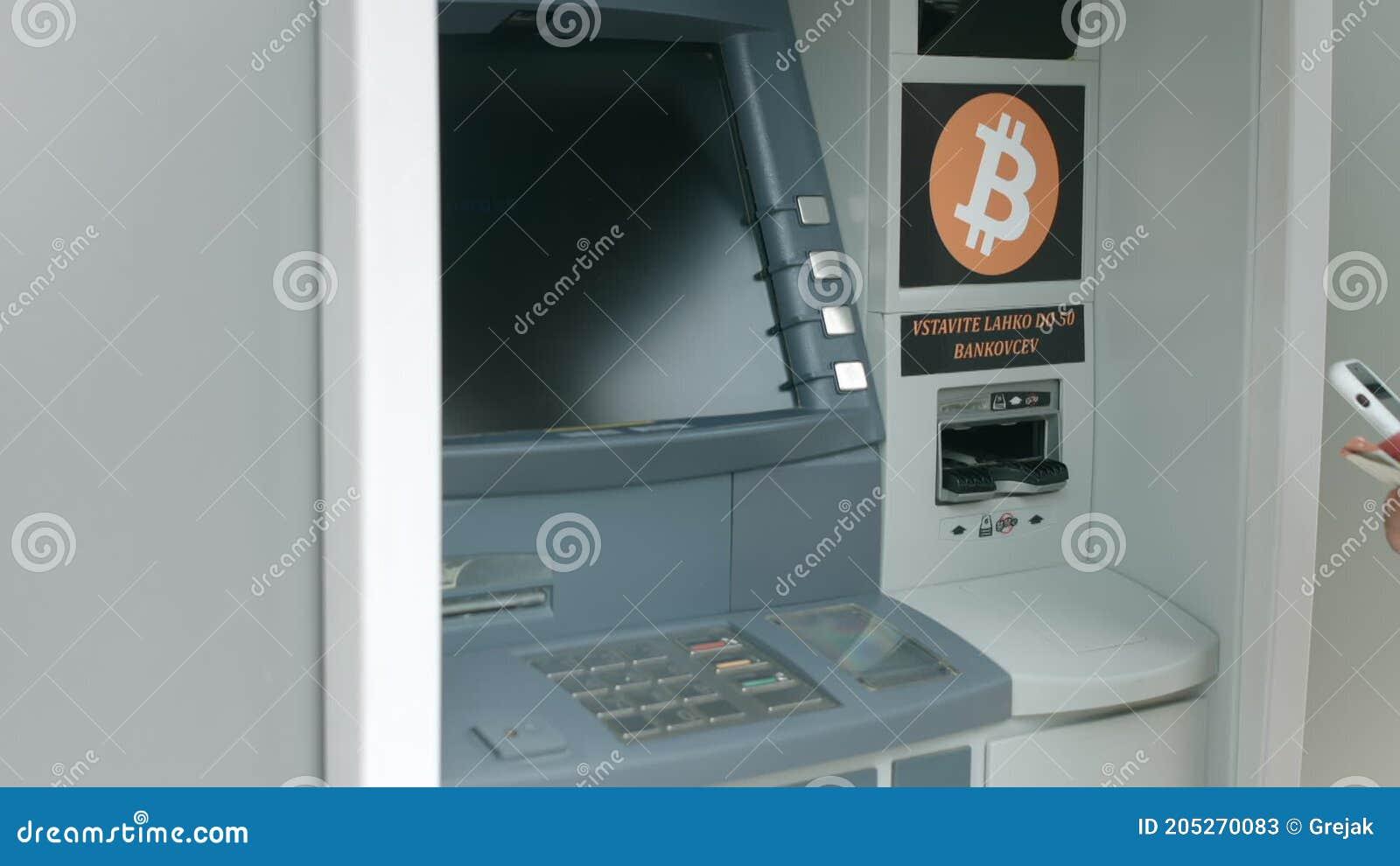 bitcoin atm ljubljana
