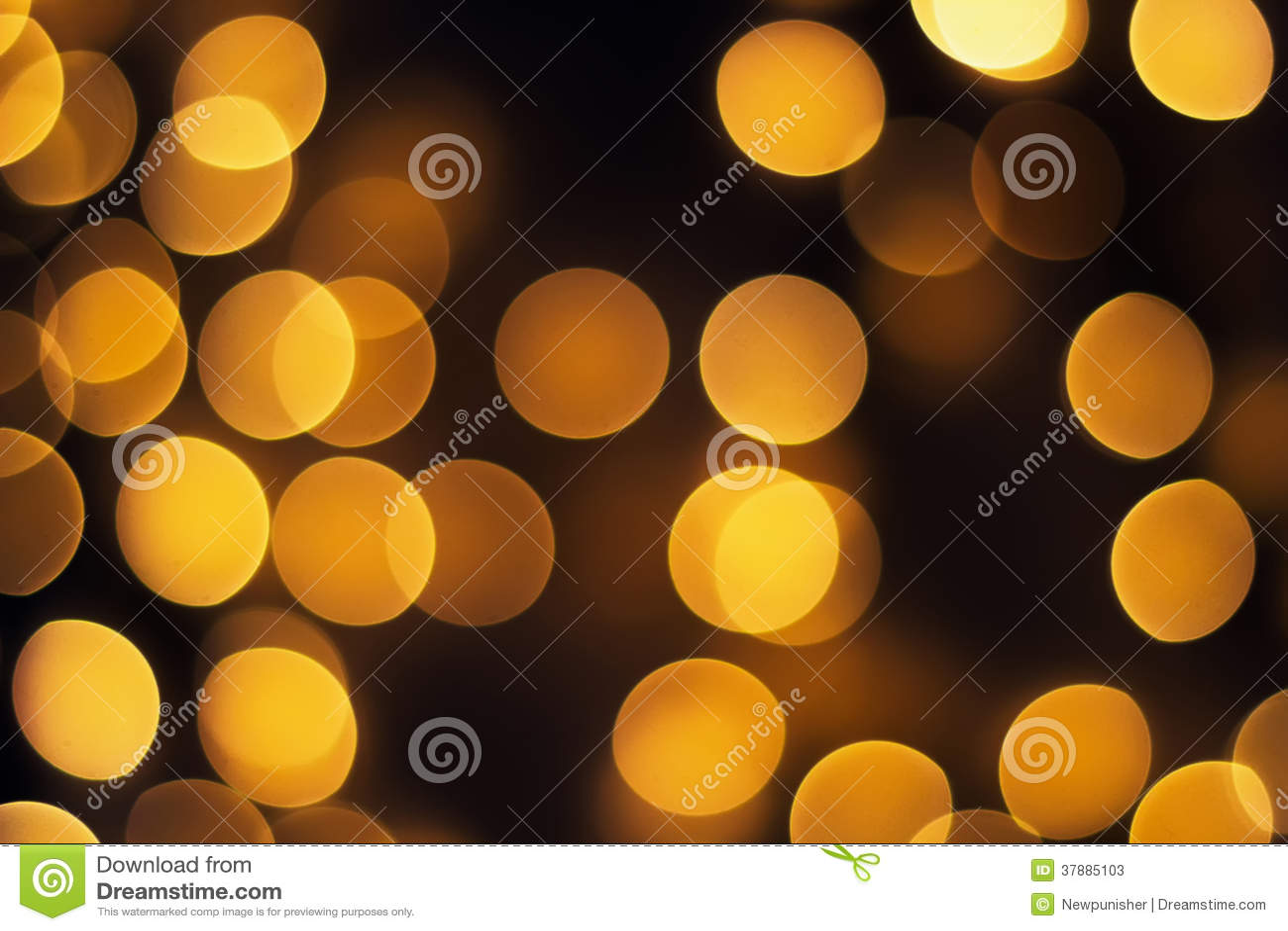 Ljus bokehbakgrund