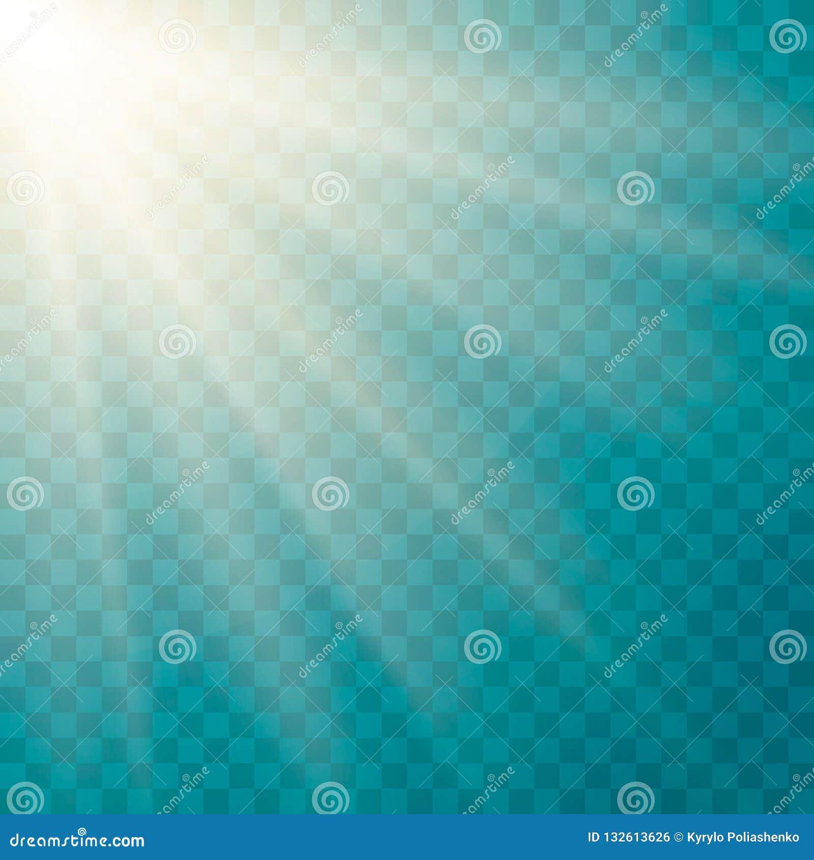 Ljus effekt för Lens signalljus