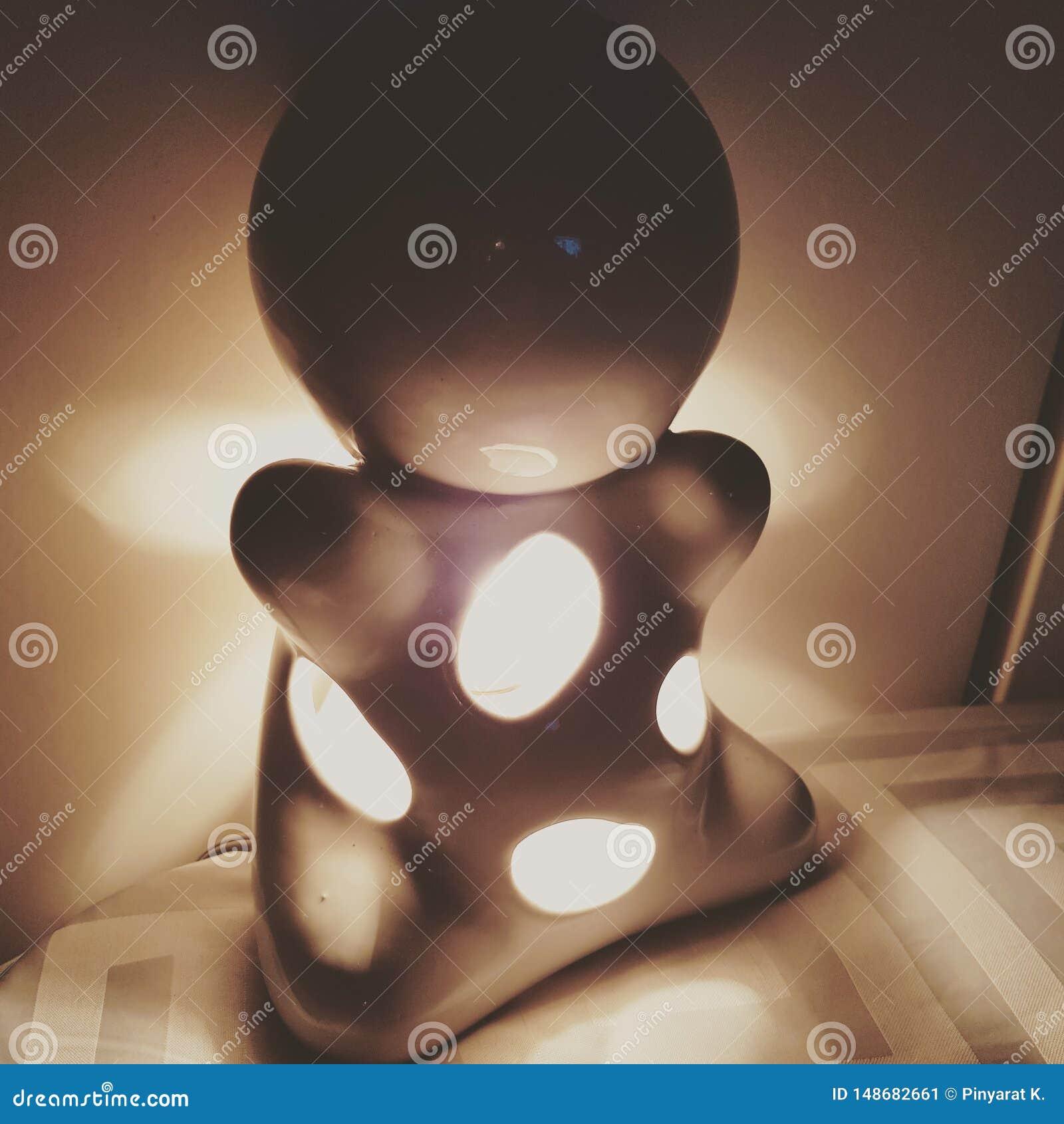 Ljus i uteliv