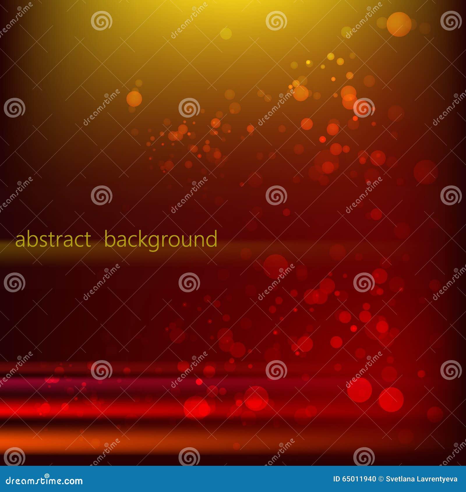 Ljus röd-apelsin abstrakt begreppbakgrund