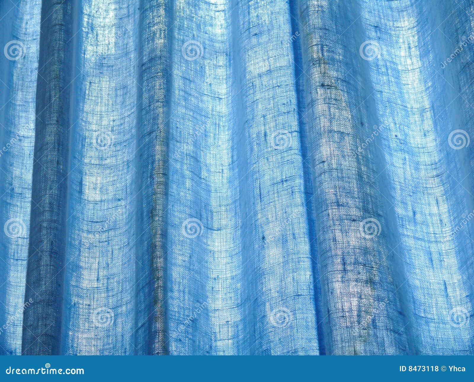 Ljus skinande textur för gardin