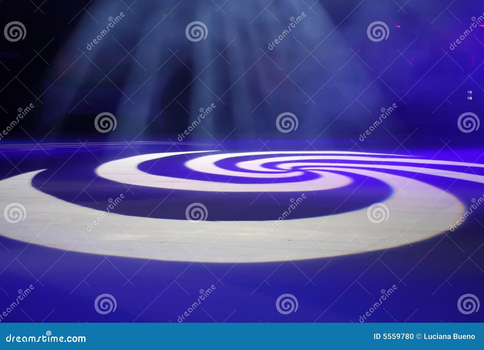 Ljus spiral