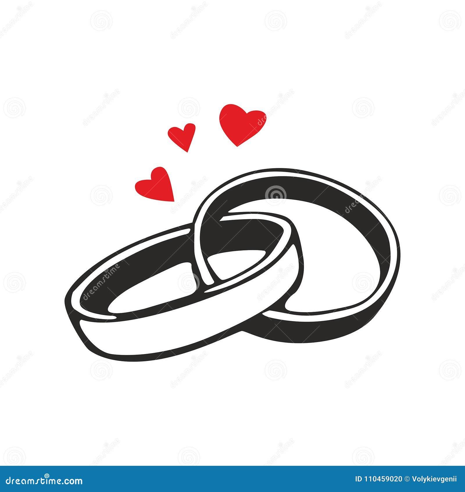 Ljusa cirklar för bakgrund som gifta sig white gears symbolen
