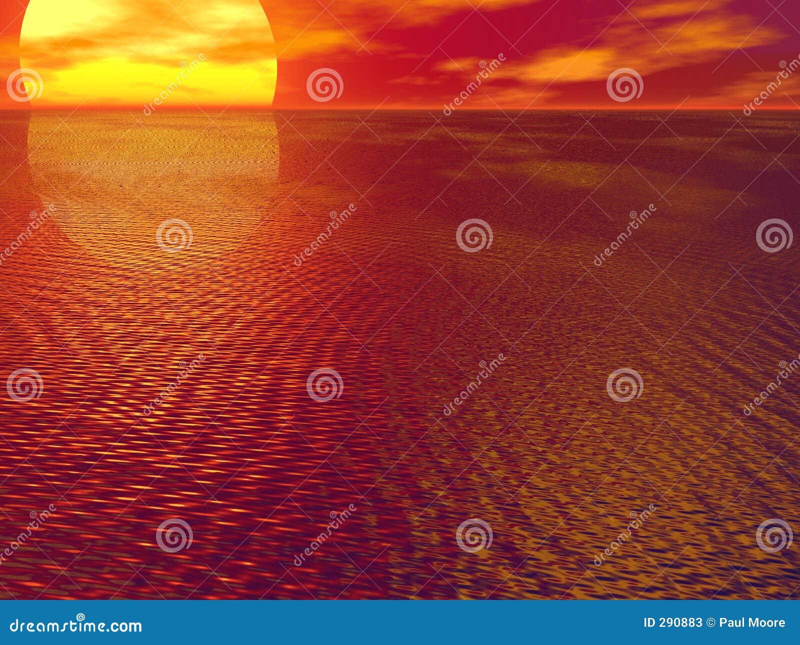 Ljusa hav
