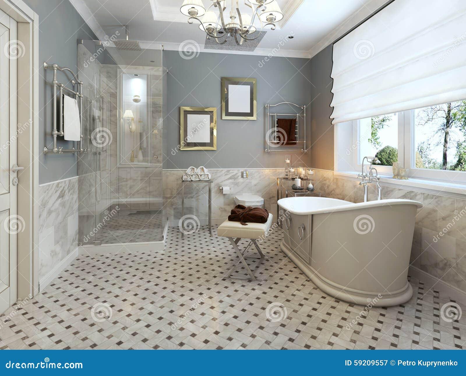 Chilli sovrum for Provence bathroom design