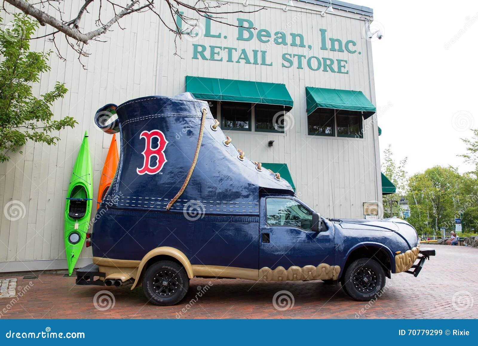 LL buta Bobowy pojazd