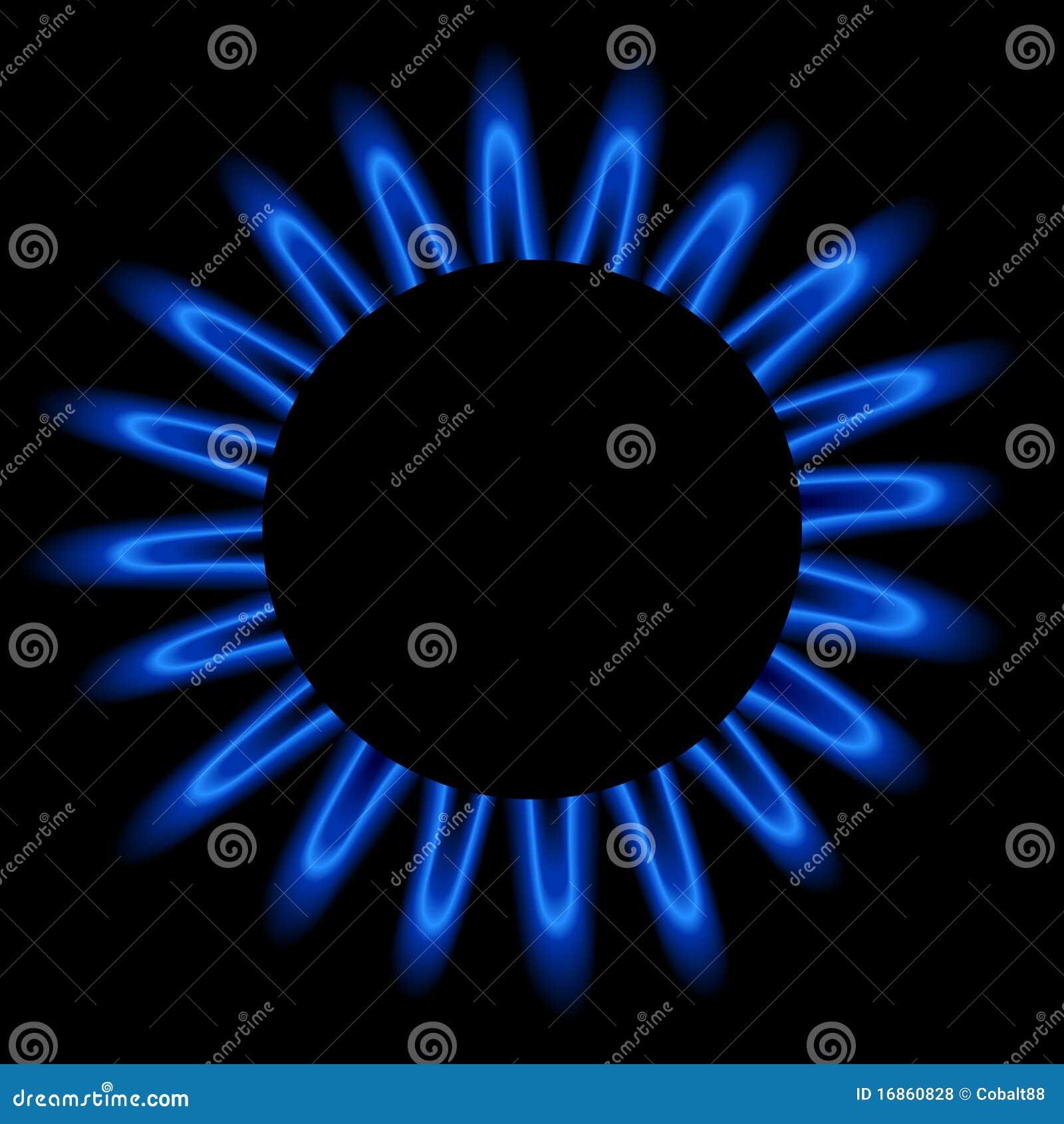 Llama del gas natural fotos de archivo libres de regal as for Imagenes de gas natural