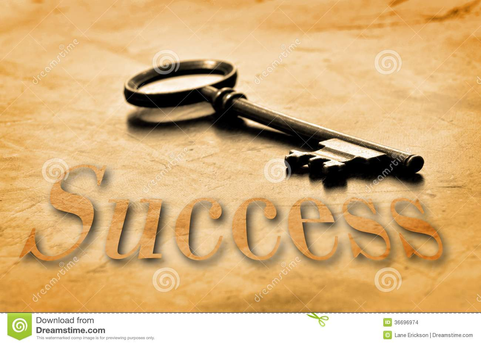Llave al éxito