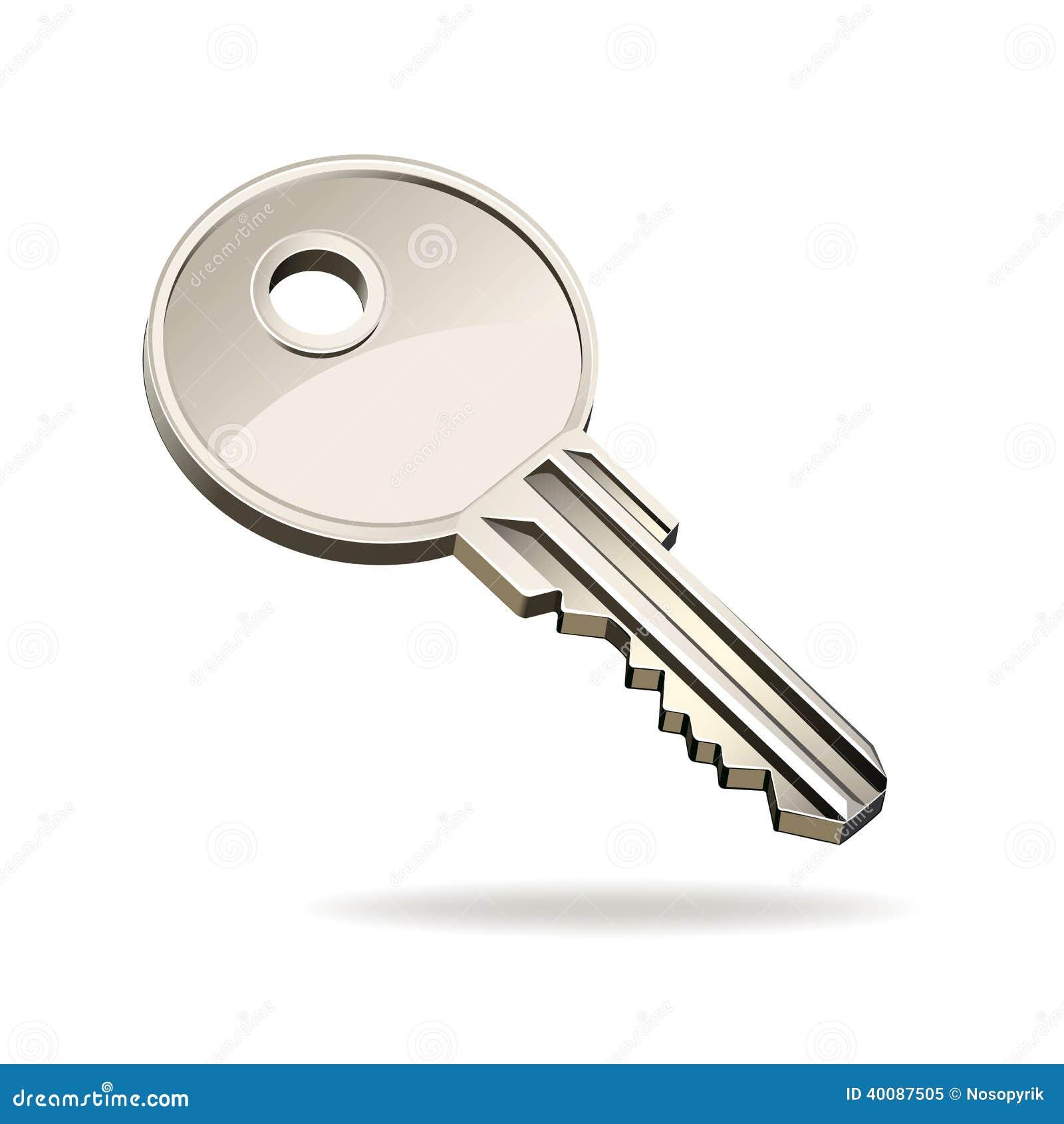 Llave del vector ilustraci n del vector imagen 40087505 - La llave del hogar ...