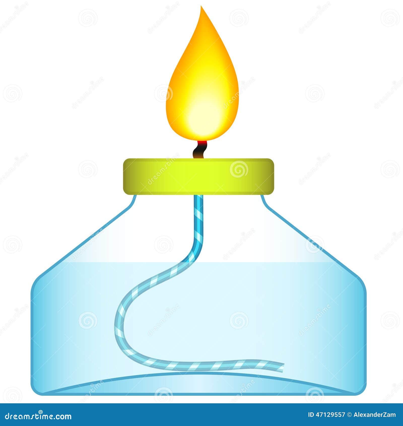 how to make a spirit burner
