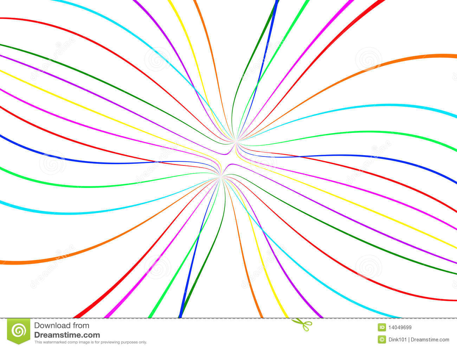 Líneas De Color Abstractas Imágenes De Archivo Libres De