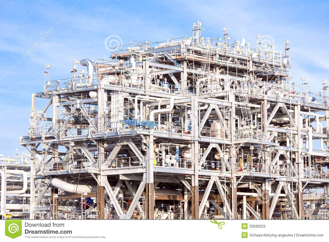Liquefied Natural Gas Industry