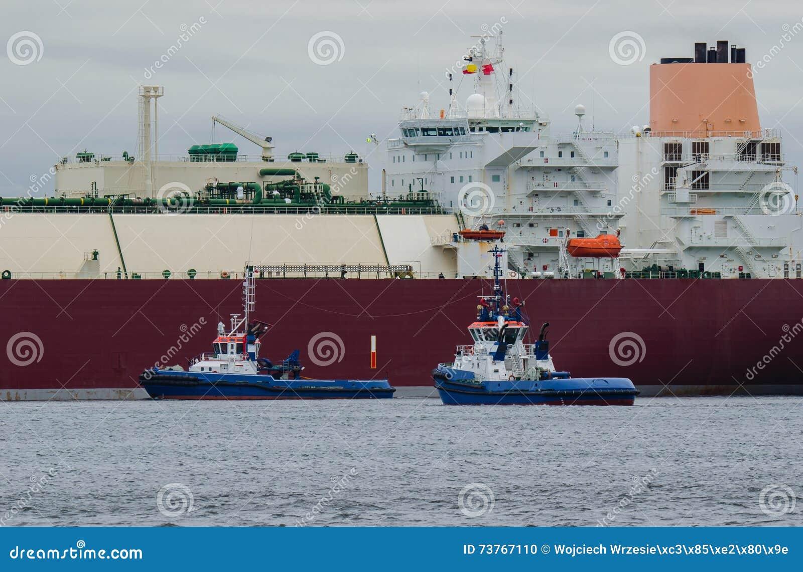 LNGtankfartyg
