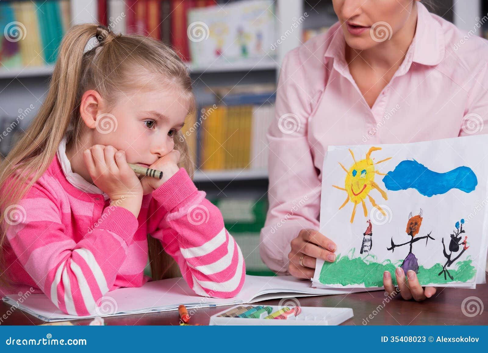 Risultati immagini per psicologo infantile