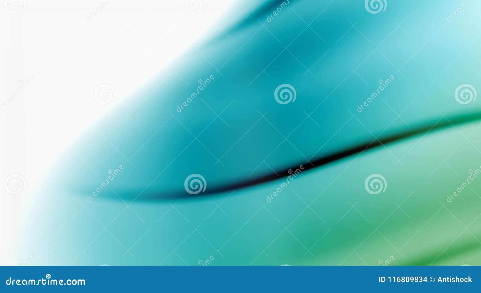 Lo scorrimento fluido di turbinio colora l effetto di moto, fondo astratto olografico