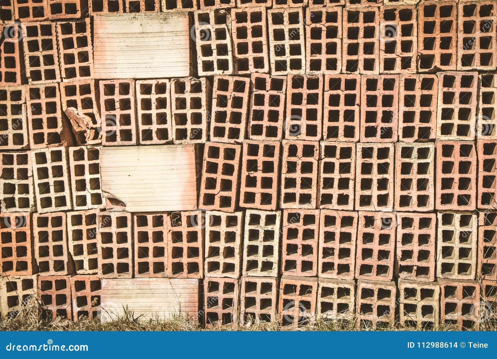 Load of bricks