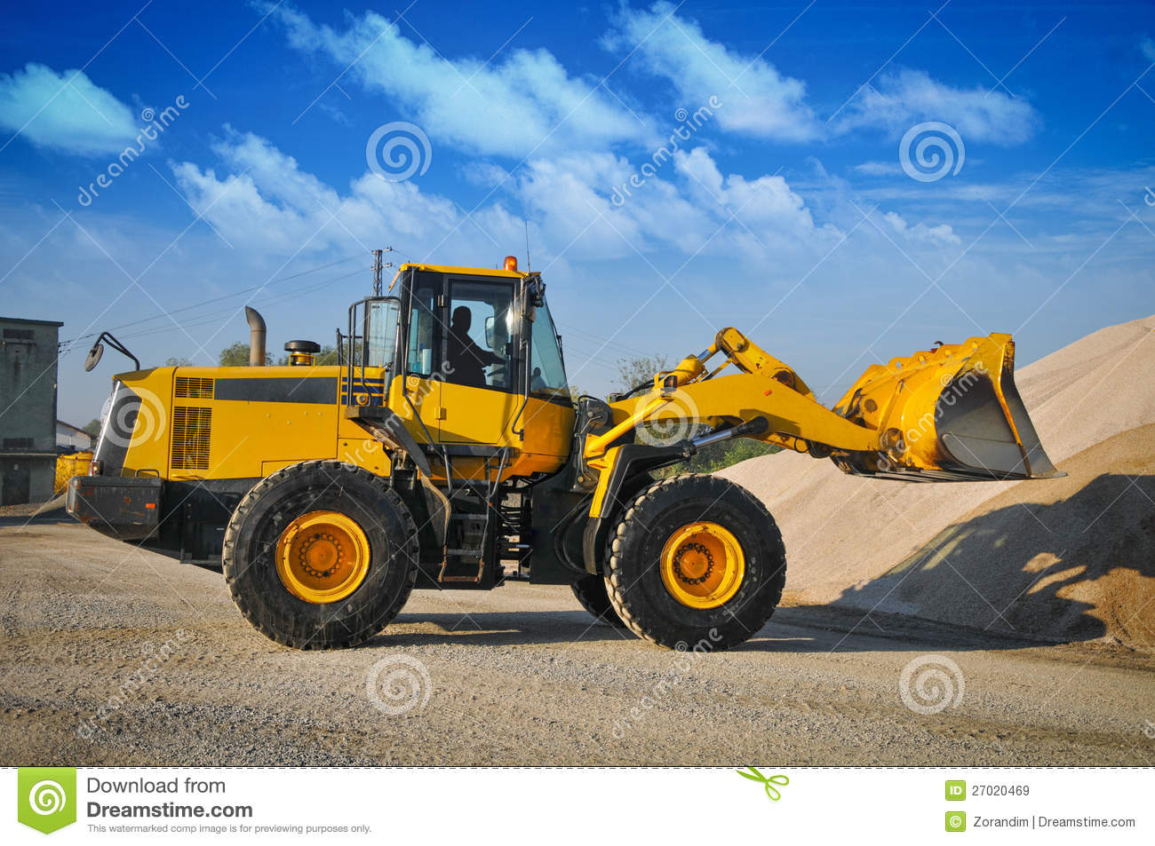 Free stock images loader excavator construction machinery equipment