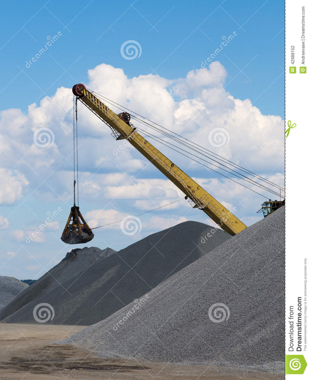 sand and gravel business plan