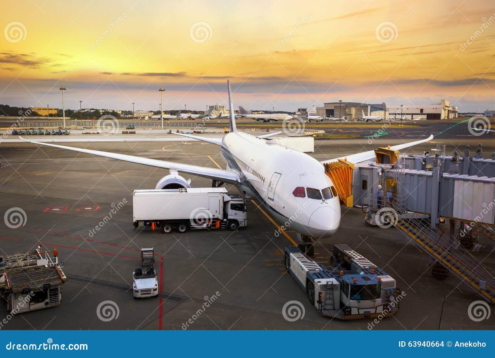 Air cargo transportation concept. - Creative Market