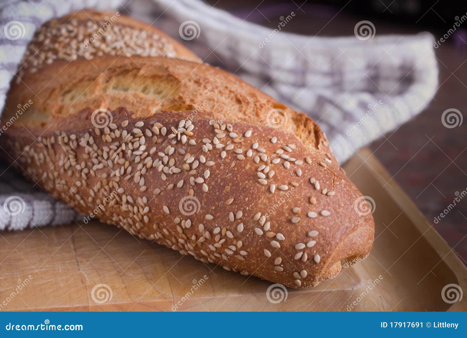 Loaf of Italian Bread
