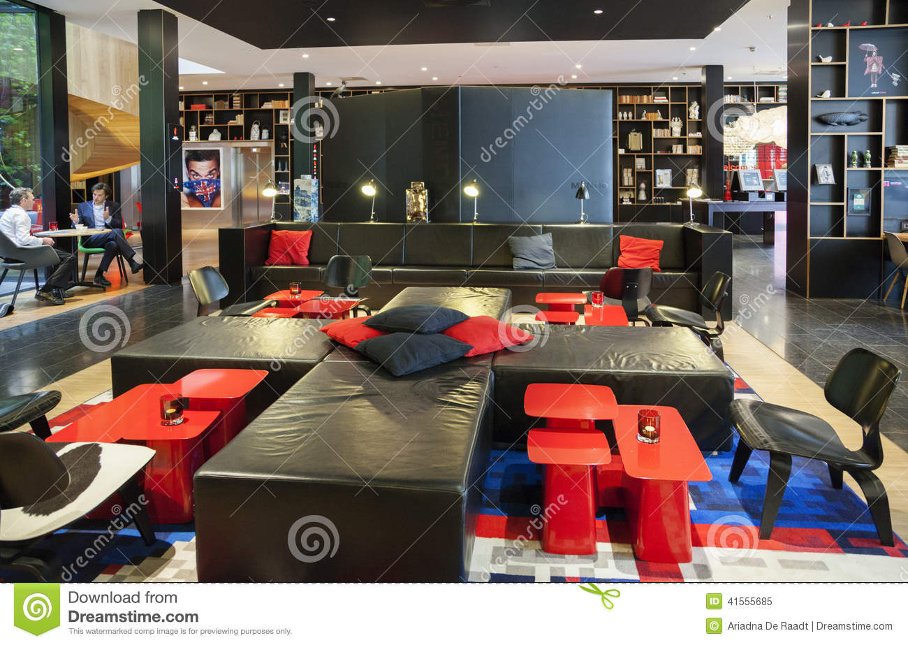 design hotel citizenm london, lobby space in design - hotel editorial image - image of floor, Design ideen